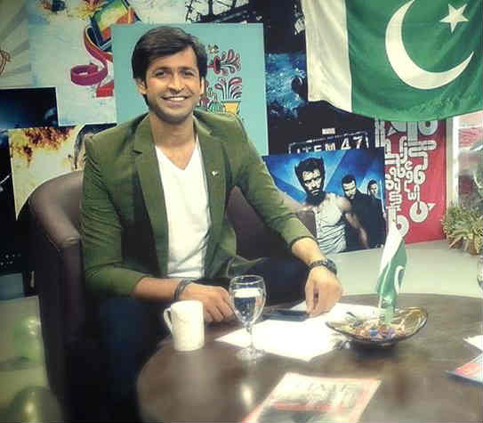 Tv Host Faheem Abbas Biography Pakistan Media Updates