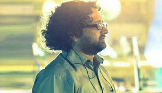 Pakistani-Journalist-Faizullah Khan