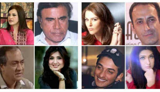 Newscasters turned to entertainment industry