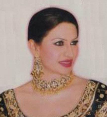 Stage Actress Saima Khan Decided To Get Marry   Pakistan Media Updates - Saima-Khan