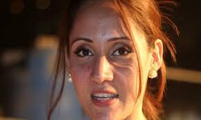 Host Gharida Farooqi is to get rewarded