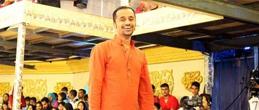 tv anchor Waseem Badami
