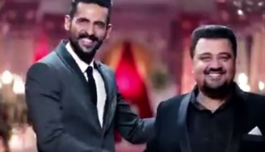 Ahmed Ali Butt and Mohib Mirza
