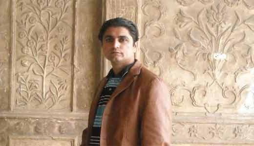 wali khan babar late