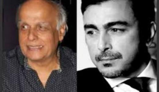 Shaan will work with Mahesh Bhatt
