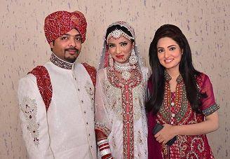 Anchor Kiran Naz Married