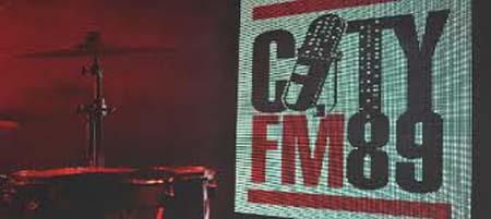 City FM 89 Logo