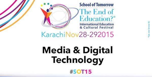 Media & Digital Technology event